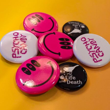Life and Death Pink pack